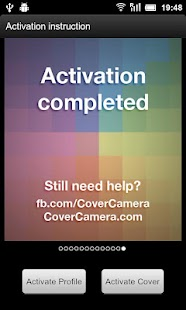 CoverCamera for Social - screenshot thumbnail