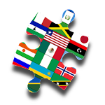 World Flags Puzzle