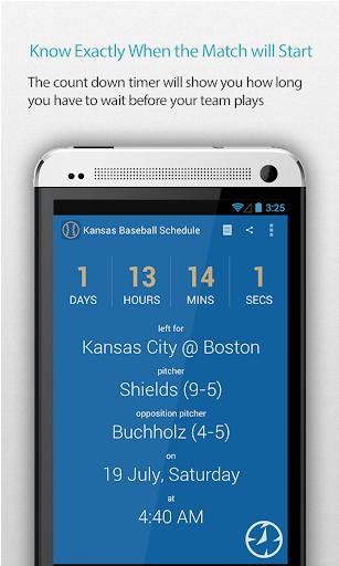 Kansas Baseball Schedule