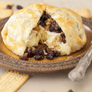 Baked Camembert Pastry Package