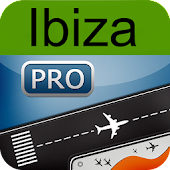 Ibiza Airport + Flight Tracker
