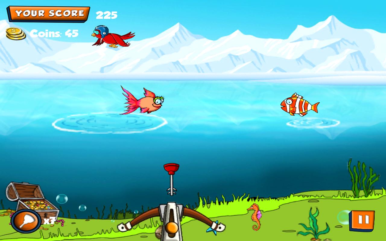 Sea Flunger - screenshot