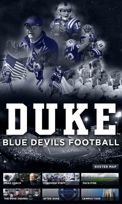 Duke Football- screenshot