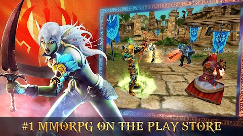 Order & Chaos Online Screenshot 1