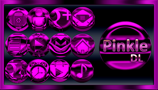 Pinkle DL Icon Pack