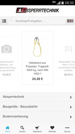 玩購物App|1A-Absperrtechnik免費|APP試玩