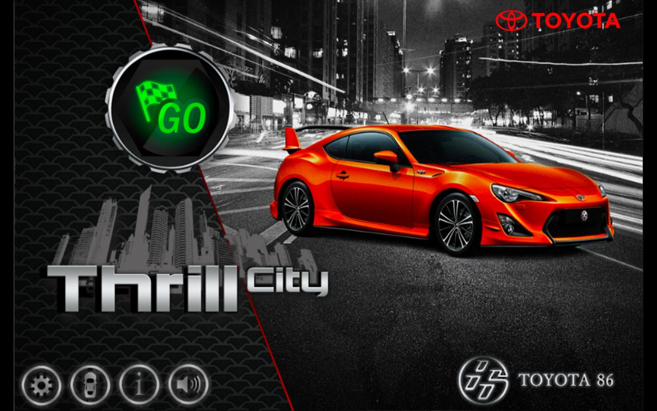 Toyota Thrill City - screenshot