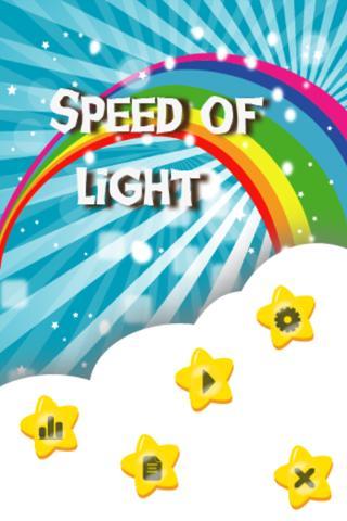 Speed of Light: captura de pantalla