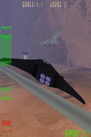 F-42 Night Manta (free) - screenshot