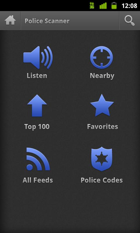 Police Radio - screenshot