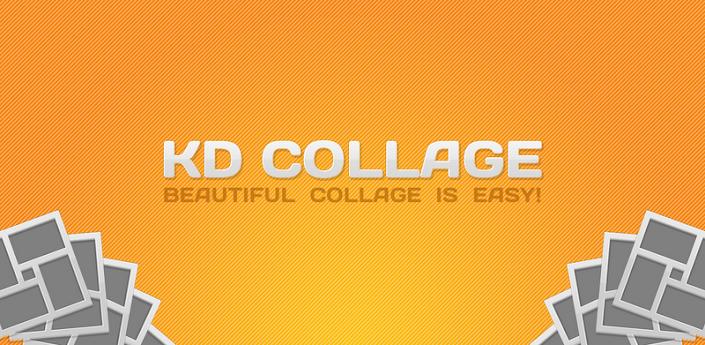 KD Collage 2.0 - создайте красивые коллажи из ваших фотографий