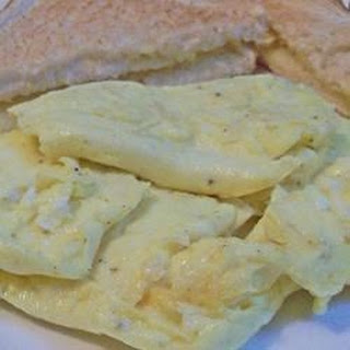 Scrambled Eggs a la Jan