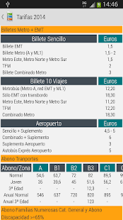 Madrid Metro|Bus|Cercanias- screenshot thumbnail