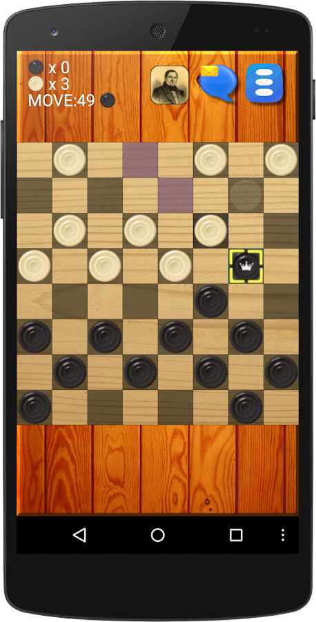 Checkers Online- screenshot