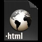 Simple HTML Editor icon