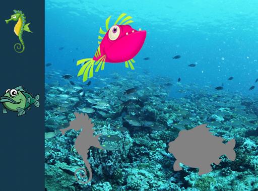魚類幼兒益智