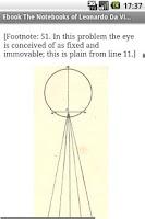 Screenshot of Notebooks Leonardo Da Vinci v1