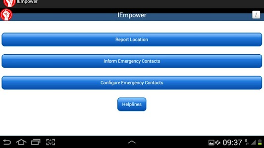 IEmpower screenshot 1