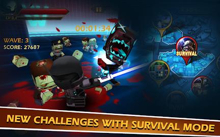 Call of Mini: Zombies Screenshot 8