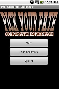 PYF: Corporate Espionage Demo- screenshot thumbnail