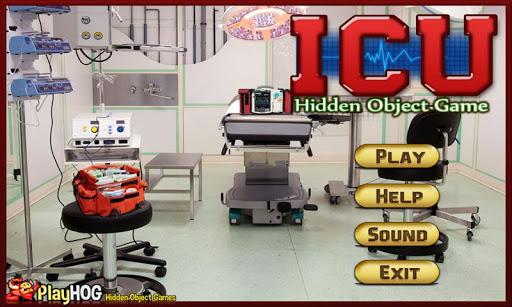 ICU - Free Hidden Object Games