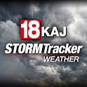 KAJ Weather logo