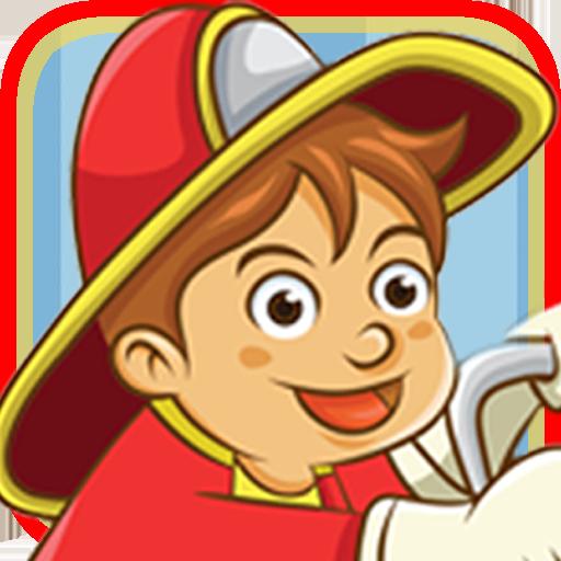 Fireman Sammy LOGO-APP點子