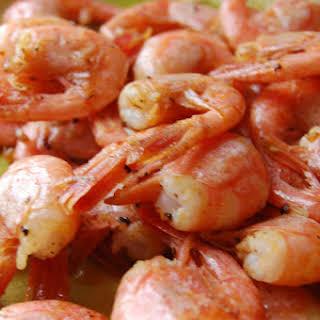 Sauteed Shrimp recipe – 134 calories.