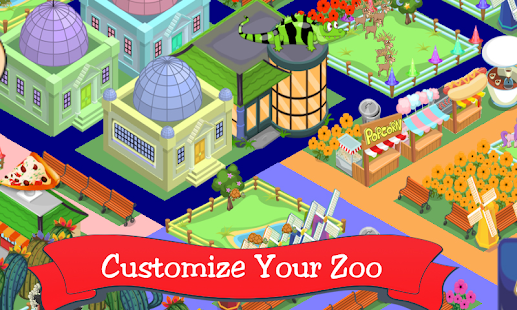 Zoo Club- screenshot thumbnail