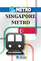 Screenshot of SINGAPORE METRO