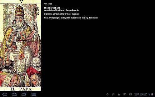 TarotBot Soprafino - screenshot thumbnail