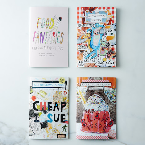 Runcible Spoon Mini Mag Collection (Set of 4)