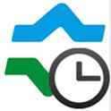 Clalit Clock logo
