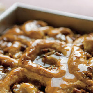 Apple-Pecan Sticky Buns