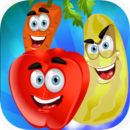 Crazy Farm Runner Heroes 休閒 App LOGO-APP試玩