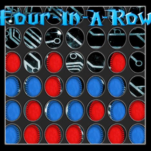 Four In A Row 解謎 App LOGO-APP開箱王