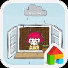 Rainy day dodol launcher theme icon