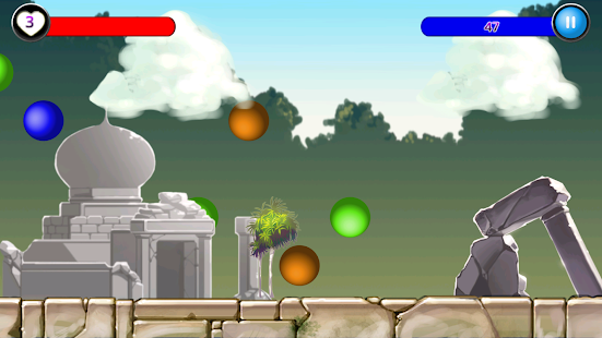 Capture Balls- screenshot thumbnail