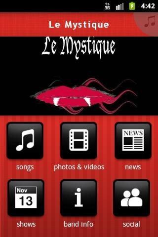 Le Mystique - screenshot