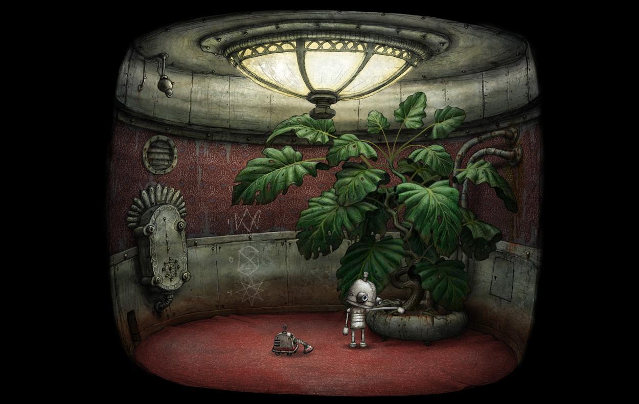Machinarium - screenshot