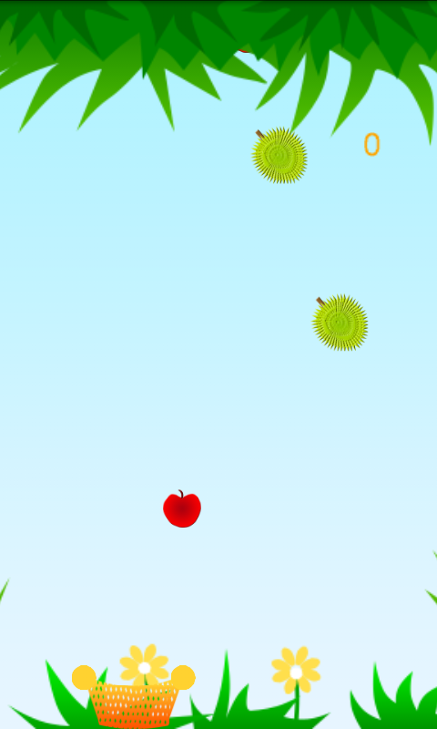Apple Waltz - screenshot
