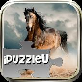 iPuzzleU Horses