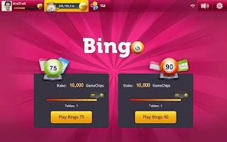 Screenshot of Bingo 75 & 90 by GameDesire