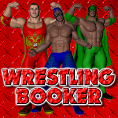 Wrestling Booker Game