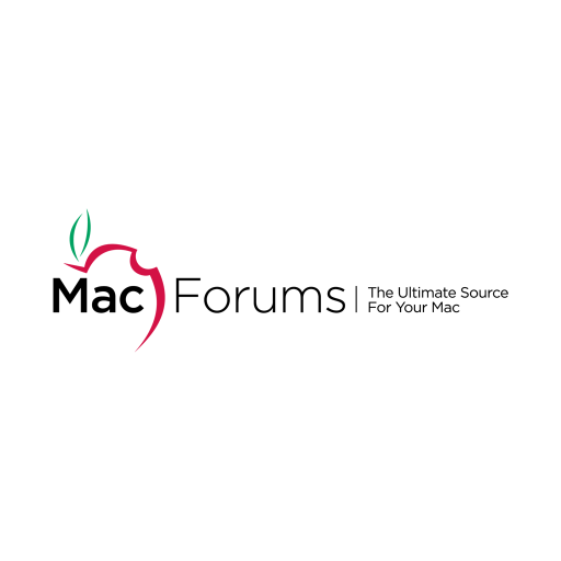 Mac-Forums LOGO-APP點子