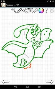 家庭片必備免費app推薦|学画画恐龙線上免付費app下載|3C達人阿輝的APP