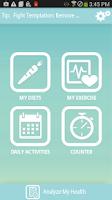 Screenshot of Diet Plan