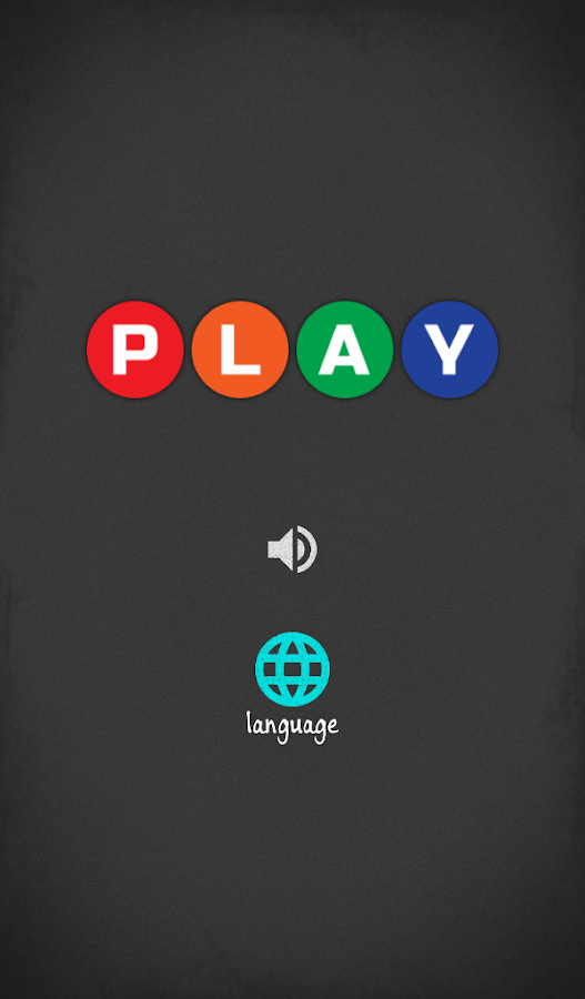Party Game: What's the word?- screenshot