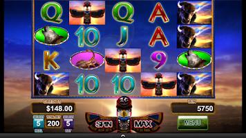 Screenshot of Buffalo Gold Slot Machine FREE