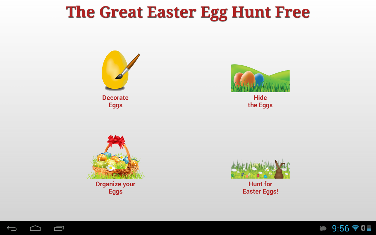 Easter Egg Hunt Free - screenshot